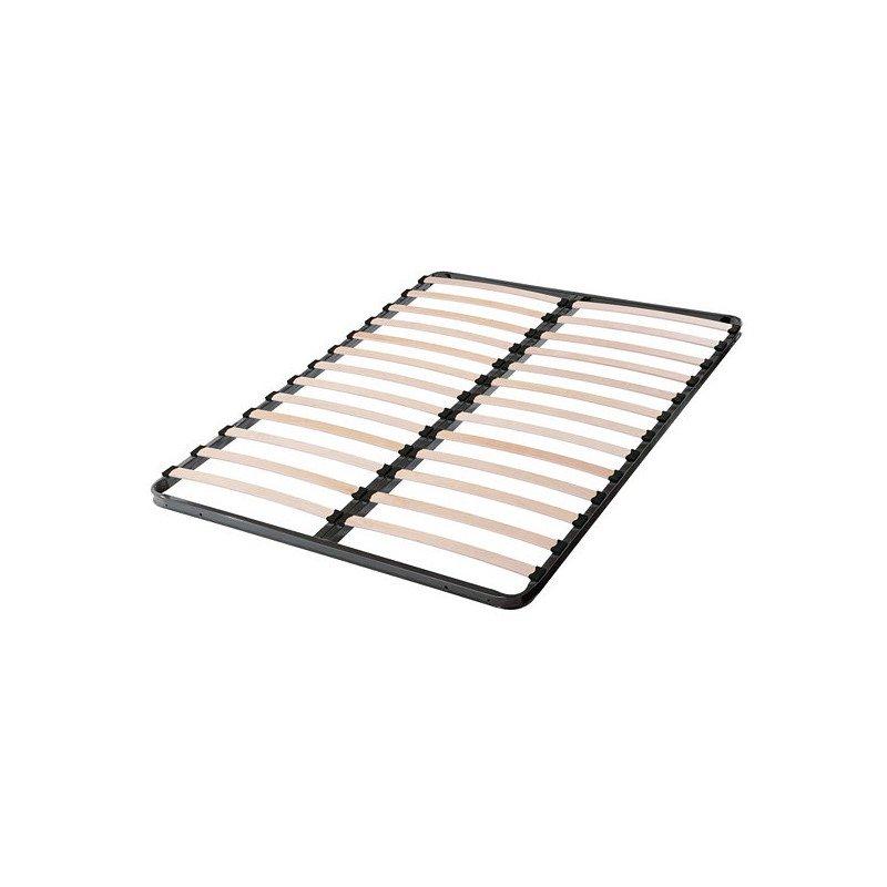 sommier lattes achat sommier lattes pas cher dimension. Black Bedroom Furniture Sets. Home Design Ideas